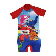 Super Wings Sun Suit  4 Character