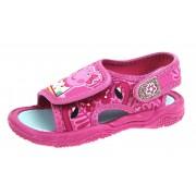 Girls Peppa Pig Waterproof Summer Sandals