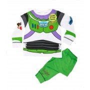Kids Buzz Lightyear Dress Up Pyjamas
