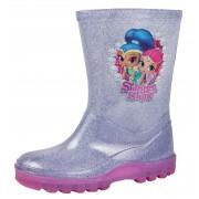 Shimmer + Shine Wellington Boots -Glitter