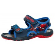 Boys Spiderman Sports Sandals Kids Marvel Summer Open Toe Flat Shoes Hero Size