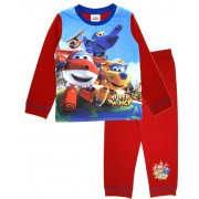 Super Wings Long Pyjamas - Red