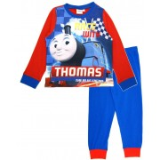 Thmoas The Tank Engine Long Pyjamas - Blue Engine