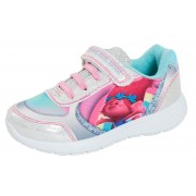 Girls Trolls Lightweight Sports Trainers Poppy
