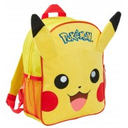 Pokemon Pikachu 3D Plush Backpack