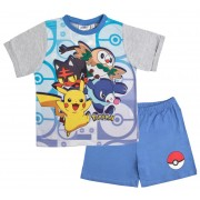 Pokemon Short Pyjamas - Sun & Moon