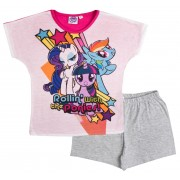 My Little Pony Short Pyjamas - Rollin' With The Ponies