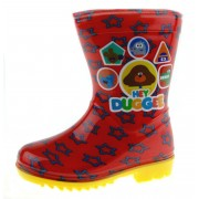 Hey Duggee Boys PVC Wellington Boots