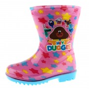 Hey Duggee Girls PVC Wellington Boots