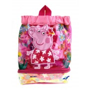 Peppa Pig Water Resistant Swimming Bag - Pink