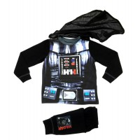 Kids Darth Vader Dress Up Pyjamas