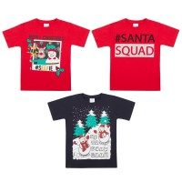 Childrens Christmas T-Shirts - Younger Childs