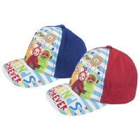Teletubbies Boys Baseball Cap - Friends Forever