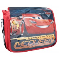 Disney Cars Lightning McQueen Messenger Bag