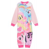 Girls My Little Pony Fleece Onesie