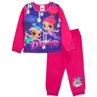 Shimmer & Shine Long Pyjamas - Be Dazzling