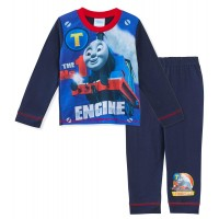 Thomas The Tank Engine Long Pyjamas - Blue Engine
