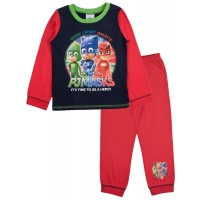 PJ Masks Long Pyjamas - Be A Hero
