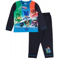 PJ Masks Long Pyjamas - Heroes Vs Villains