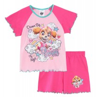 Paw Patrol Girls Short Pyjamas - Dream Big