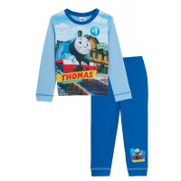 Thomas The Tank Engine Long Pyjamas - Steamworks