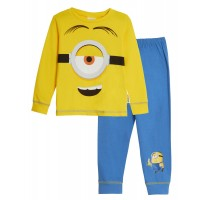 Minions Novelty Dress Up Pyjamas