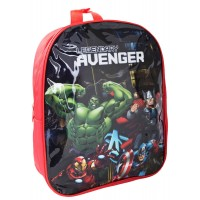 Marvel Avengers Boys Backpack - Legendary Avenger