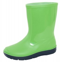 Boys Plain Wellington Boots Kids Infants Rain Snow Shoes School Nursery Wellies
