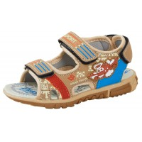 Boys Summer Sports Sandals - Brown