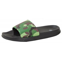 Boys Camoflage Flip Flops Sliders