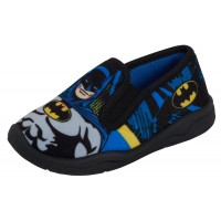 DC Comics Batman Mule Slippers Twin Gusset