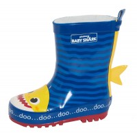 Baby Shark 3D Wellington Boots