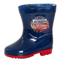 Boys Disney Cars Wellingtons Boots Kids Lightning McQueen Rain Snow Shoes Size