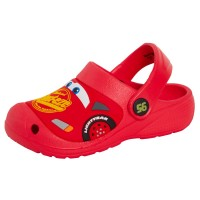 Disney Cars Summer Sandals Boys Lightning Mcqueen Beach Clogs Character Shoes