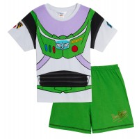 Buzz Lightyear Short Dress Up Pyjamas