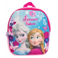 Disney Frozen Girls Plush Backpack - Forever Sisters