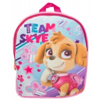 Paw Patrol Girls Plush Backpack  Team Skye