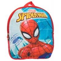 Spiderman  Boys Plush Backpack