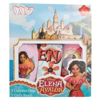 Disney Elena Of Avalor Briefs - 3 Pack