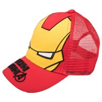 Iron Man Baseball Cap