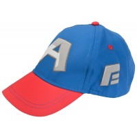 Marvel Captain America Baseball Cap  With Goggle Mask