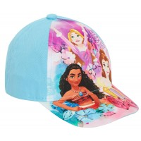Girls Disney Princess Baseball Cap