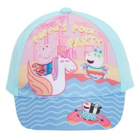 Girls Peppa Pig Baseball Cap