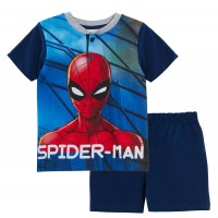 Spiderman Luxury Short Pyjamas