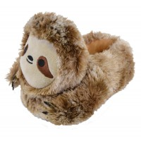 Kids Character Slippers - 3D Sloth