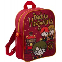 Harry Potter Cartoon Hogwarts Backpack