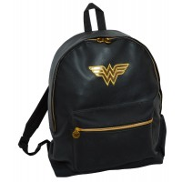 DC Comics Wonder Women Backpack Adults Kids Large A4 College Work Rucksack USB