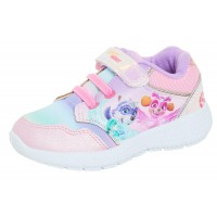 Girls Paw Patrol Sports Trainers Kids Skye Everest Touch Fasten Casual Pumps