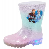 Disney Frozen 2 Light Up Wellington Boots