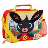 Kids Bing Bunny 3D Plush Lunch Bag Boys Girls Nursery School Lunch Drinks Box